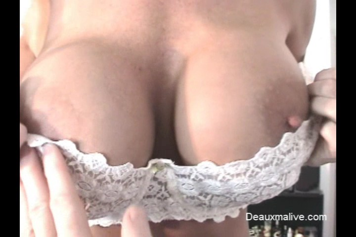Big Titted Deauxma from Texas Shows Her Son How Its Done! from deauxma live