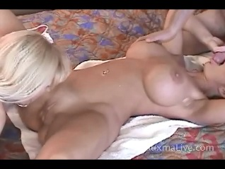 MILF Deauxma The Maid Threesome Lingerie  Roleplay