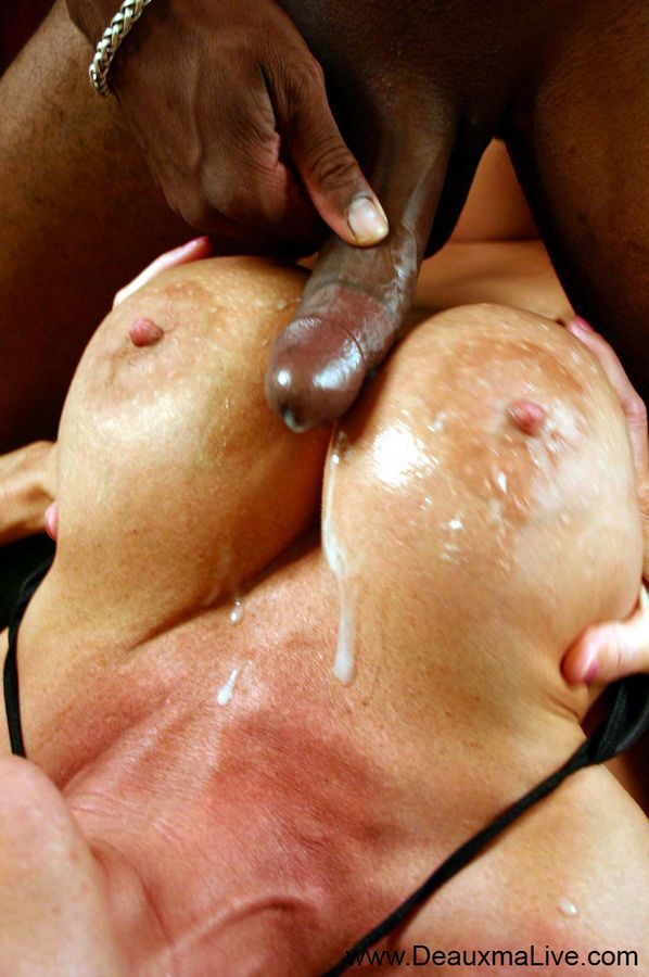 2 doms wank off slave and sit on his face 5