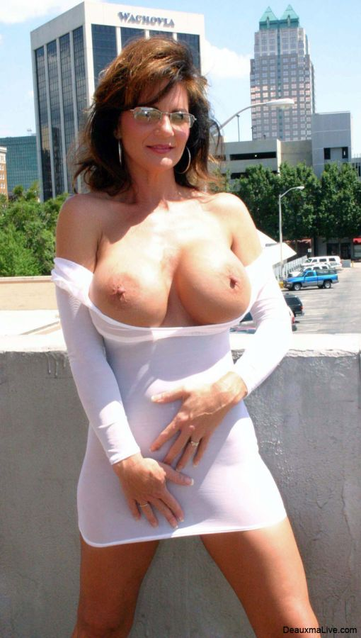 See dress sexy nude through